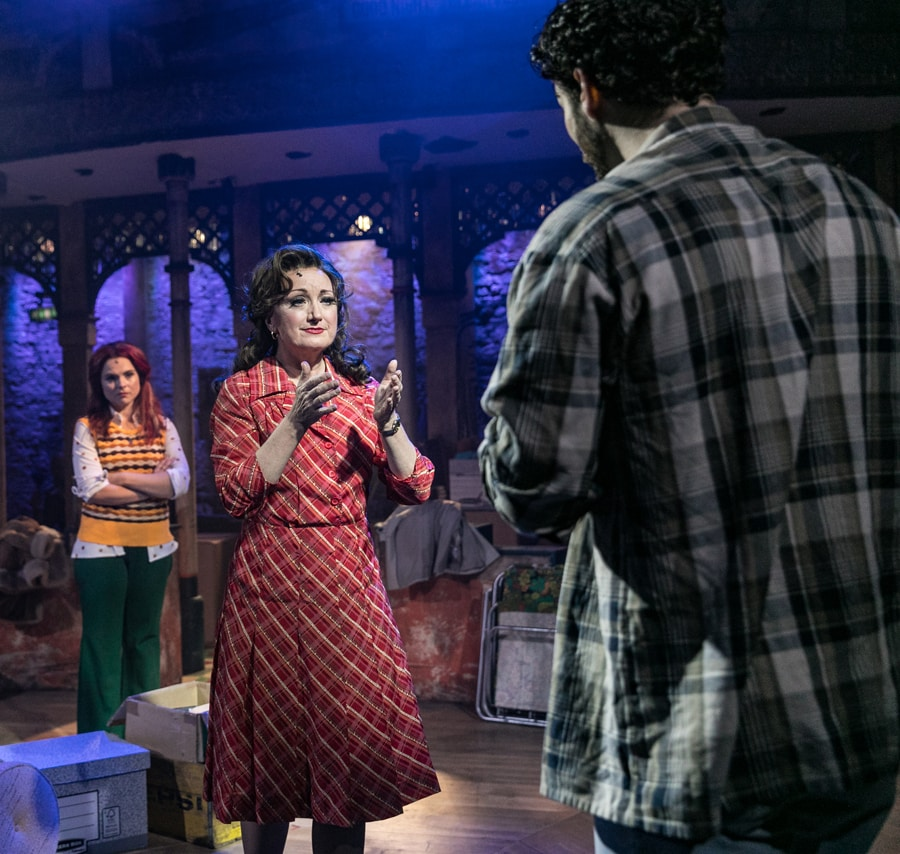 The Rink review- Southwark Playhouse