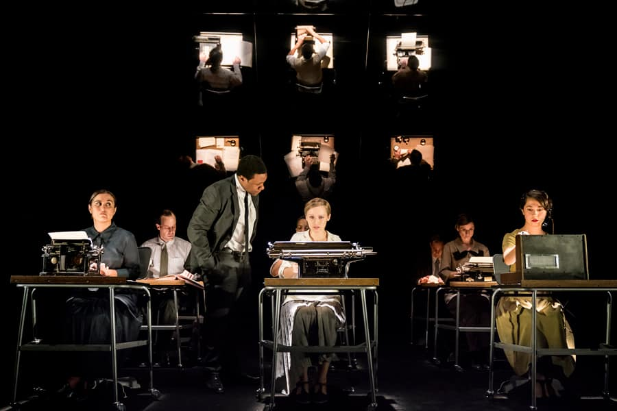 Machinal Review at the Almeida Theatre