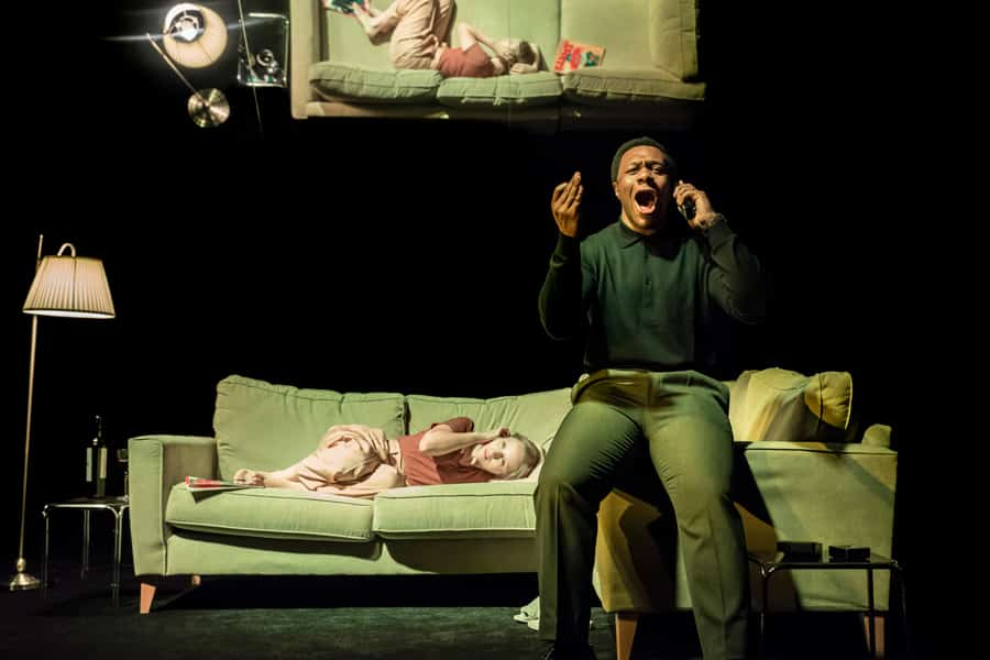 Machinal Review