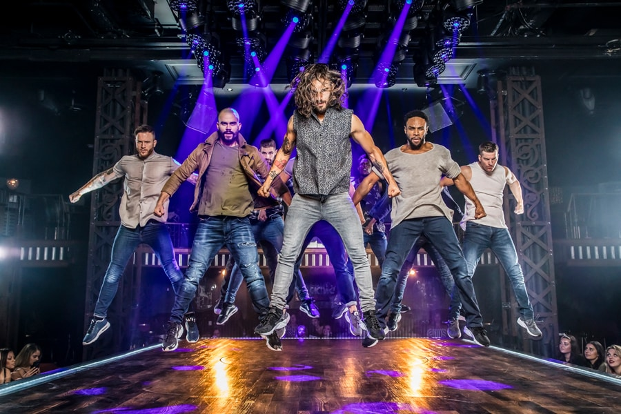 Magic Mike Live comes to Hippodrome Casino