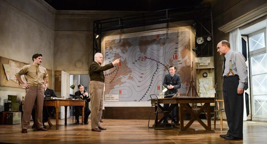 Pressure review Ambassadors Theatre