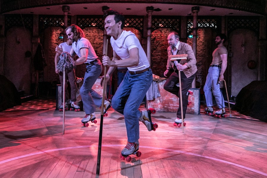 Kander and Ebb's The Rink at Southwark Playhouse