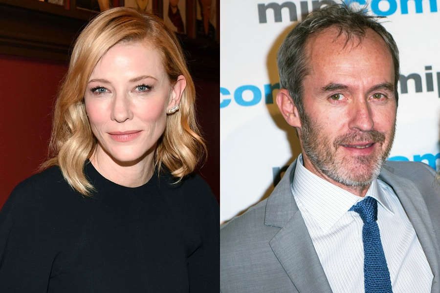 Cate Blanchett to make debut in Martin Crimp play at the National Theatre