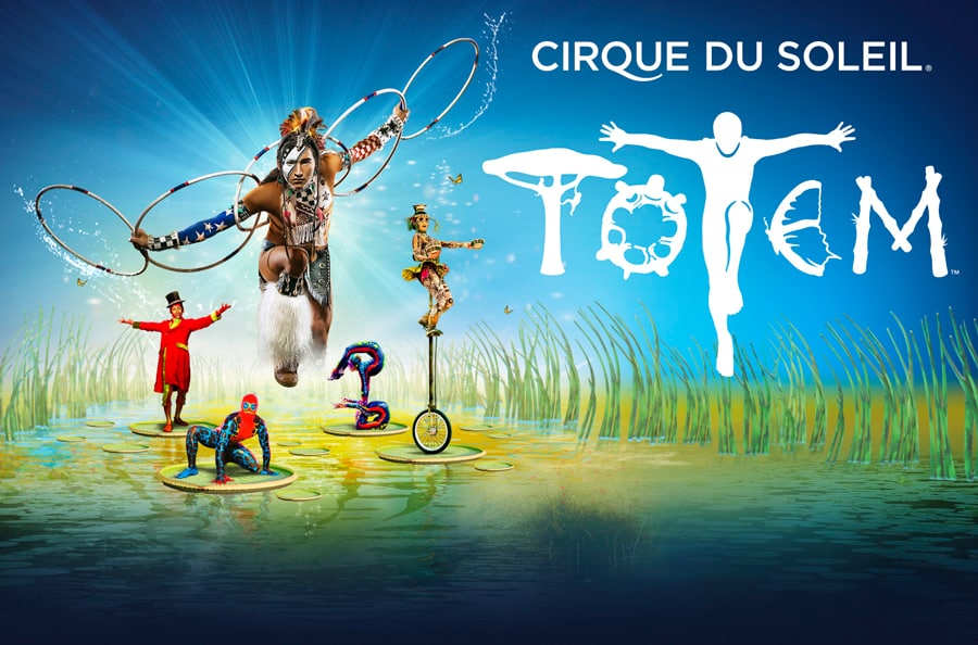 Cirque Du Soleil's Totem Comes To The Royal Albert Hall in January 2019