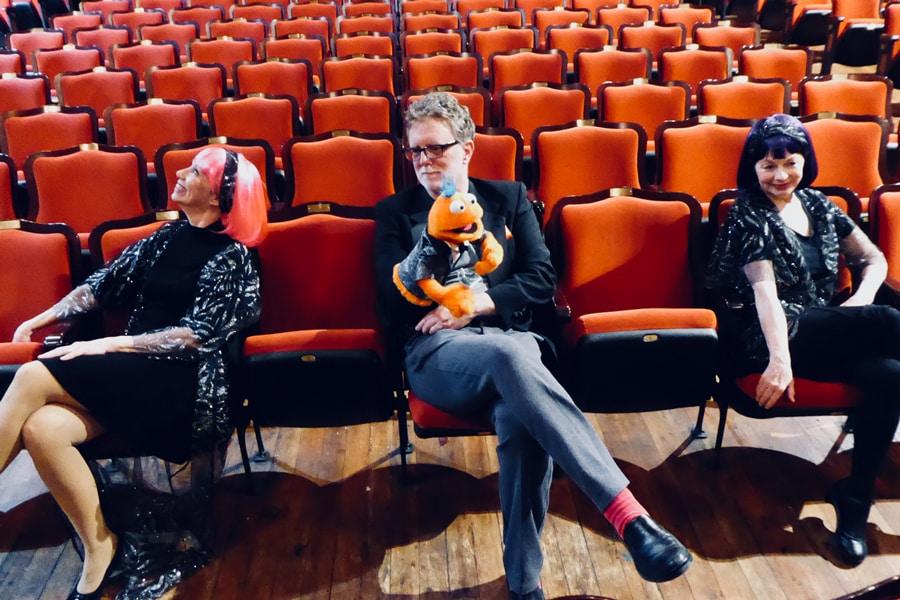 Danny O'Hare: I Feel Fuzzy Edinburgh Fringe