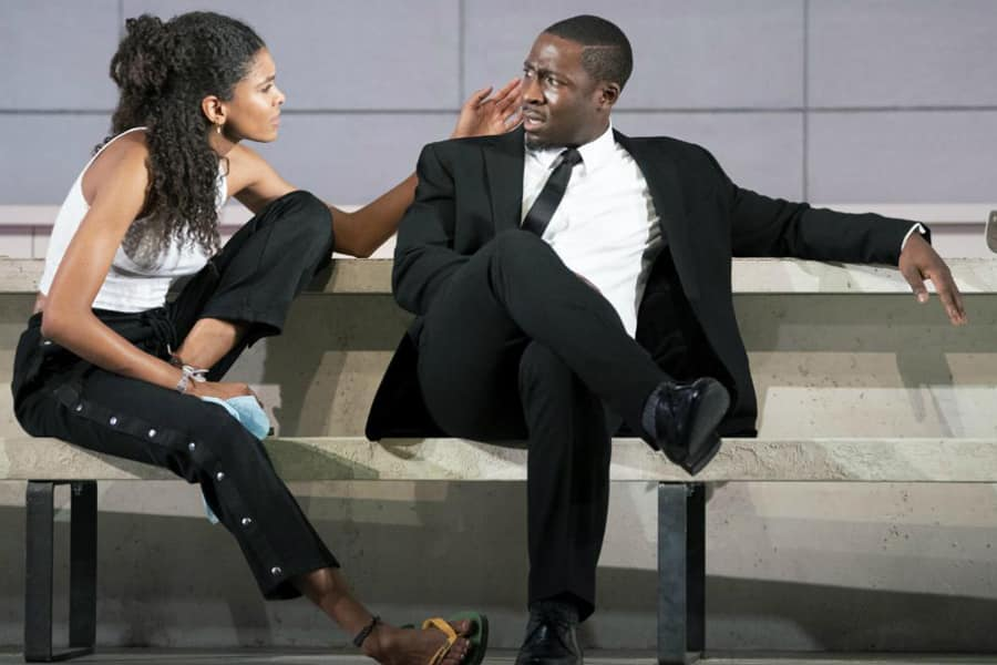 Julie review National Theatre