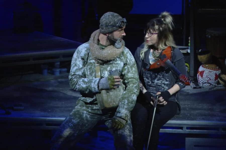 Ernest Shackleton Loves Me Broadway HD