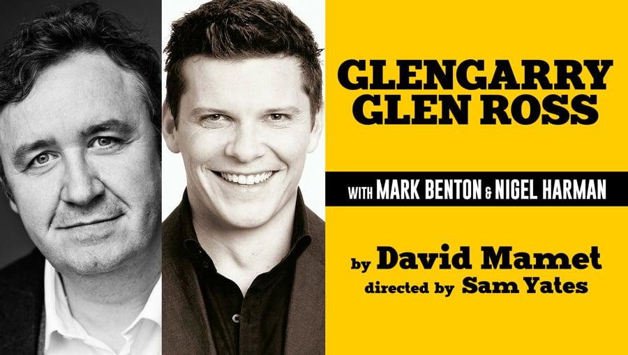 Glengarry Glen Ross UK Tour