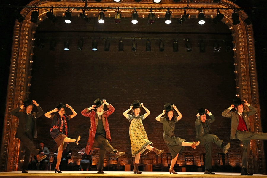 Paula Vogel's Indecent review BroadwayHD