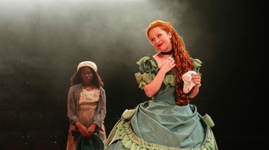 An Octoroon review National Theatre