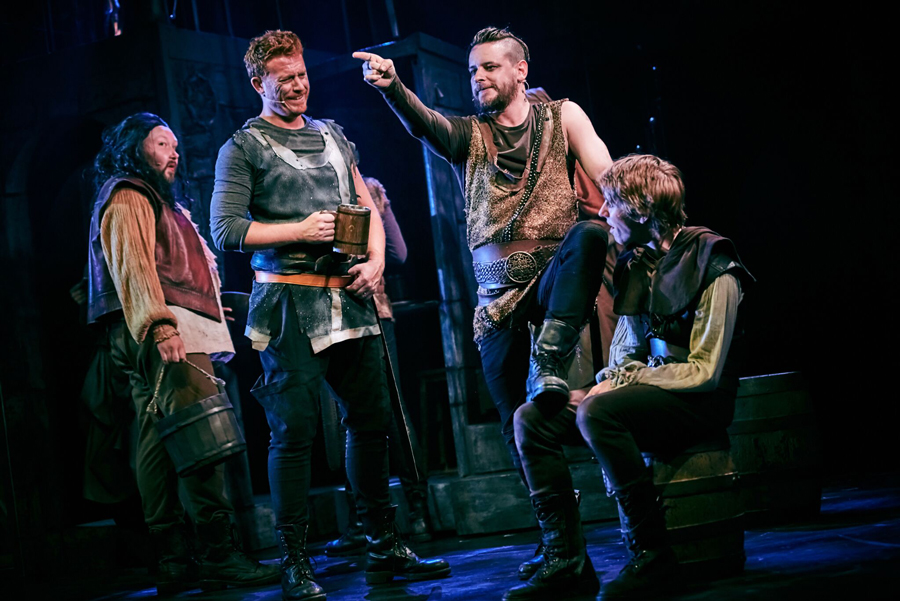 Knights Of The Rose Review Arts Theatre