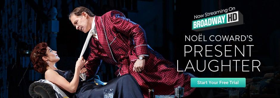 Kevin Kline in Noel Coward's Present Laughter BroadwayHD