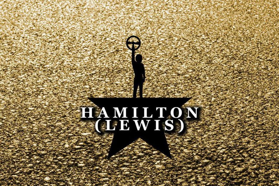 Hamilton (Lewis) Edinburgh Fringe