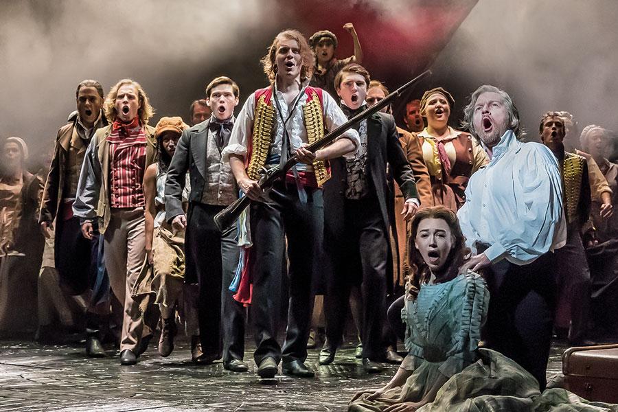 Les Miserables Longest Rinning West End Shows