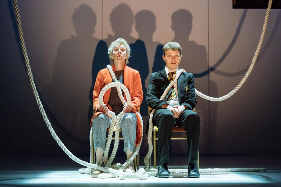 A Monster Calls Old Vic Theatre