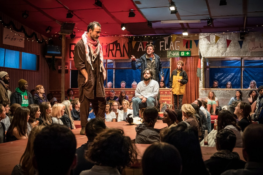 The Jungle review Playhouse Theatre
