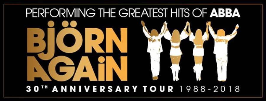 Bjorn Again UK Tour