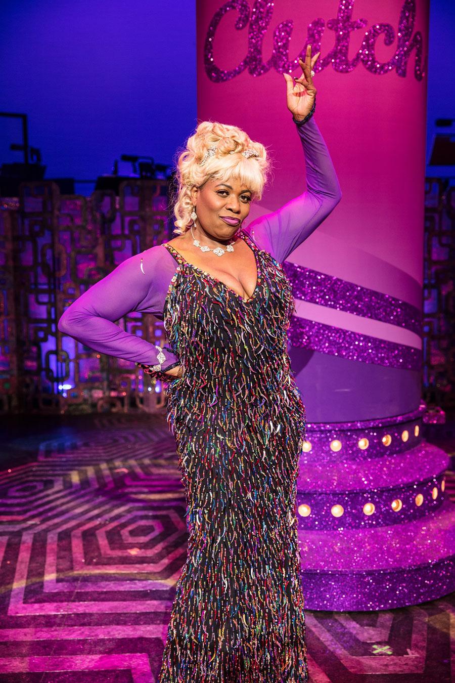 Brenda Edwards Hairspray