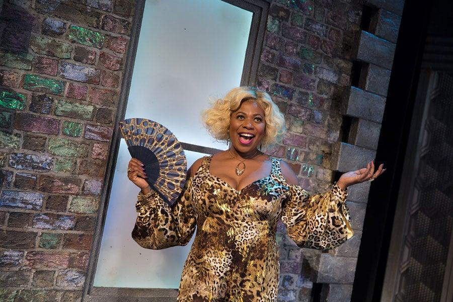 Brenda Edwards Hairspray Interview