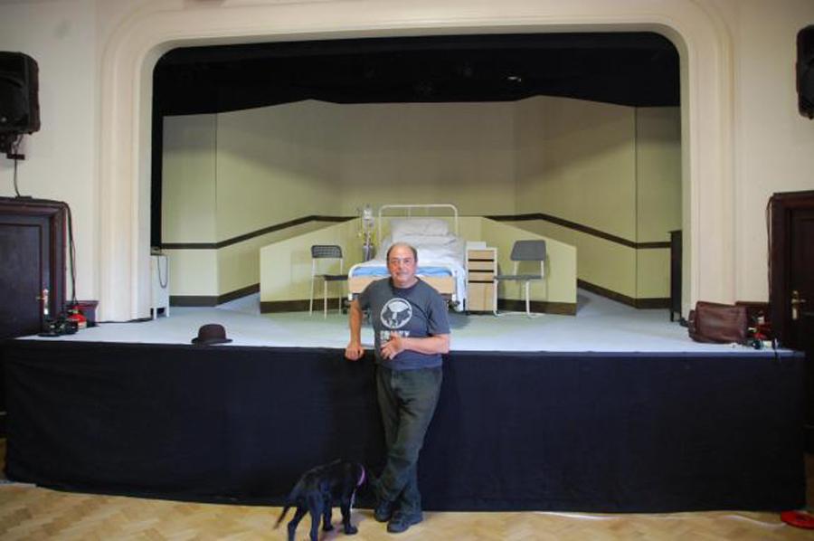 Interview Clive Brill Frinton Summer Theatre