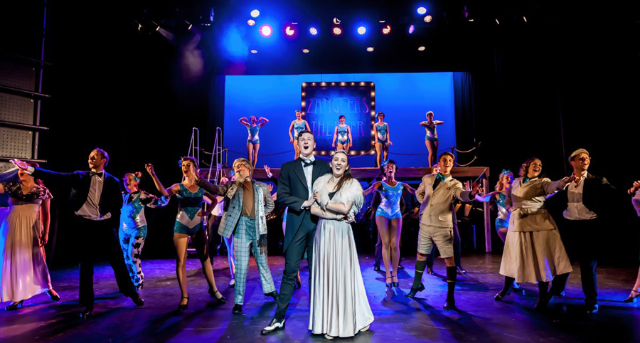 Trinity Laban Crazy For You Review