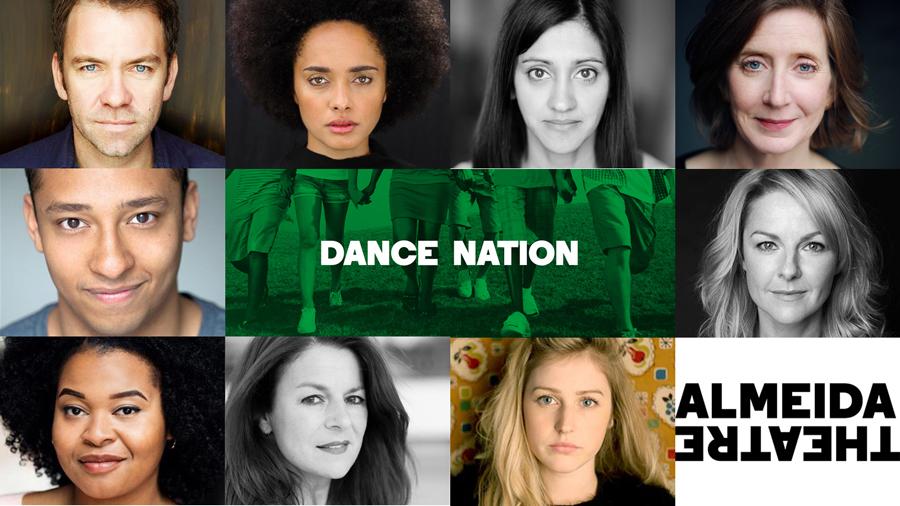 Dance Nation Almeida Theatre