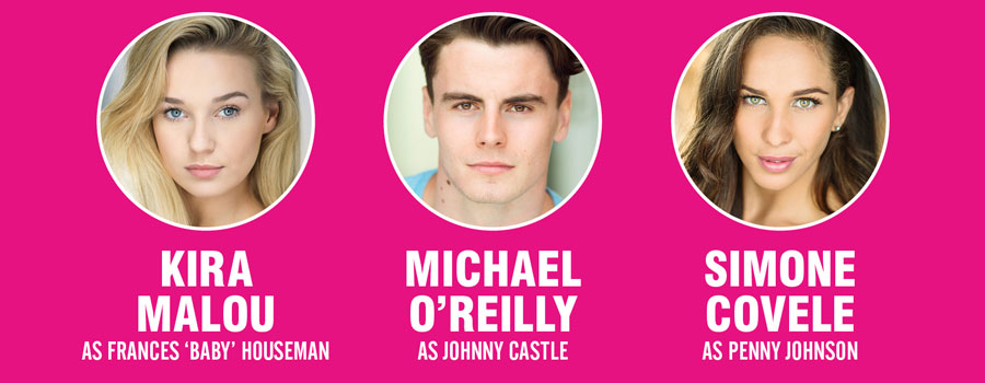 Dirty Dancing UK Tour Cast