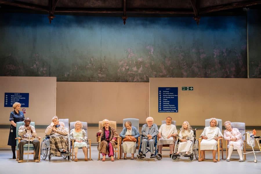 Allelujah! review Bridge Theatre