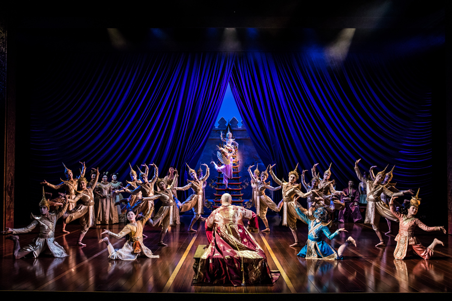 The King and I review