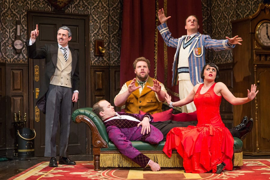 The Play That Goes Wrong Long running shows