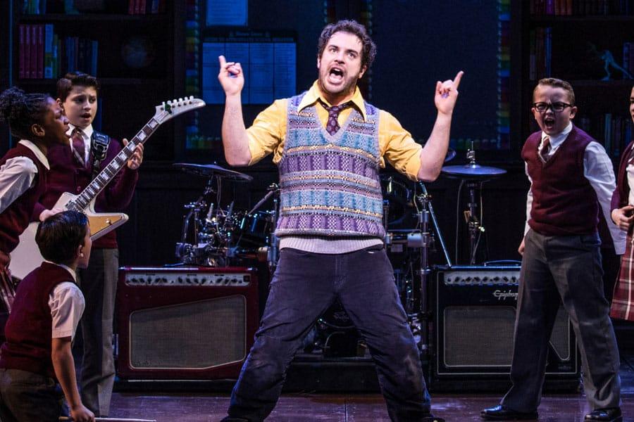 School Of Rock Broadway Closure