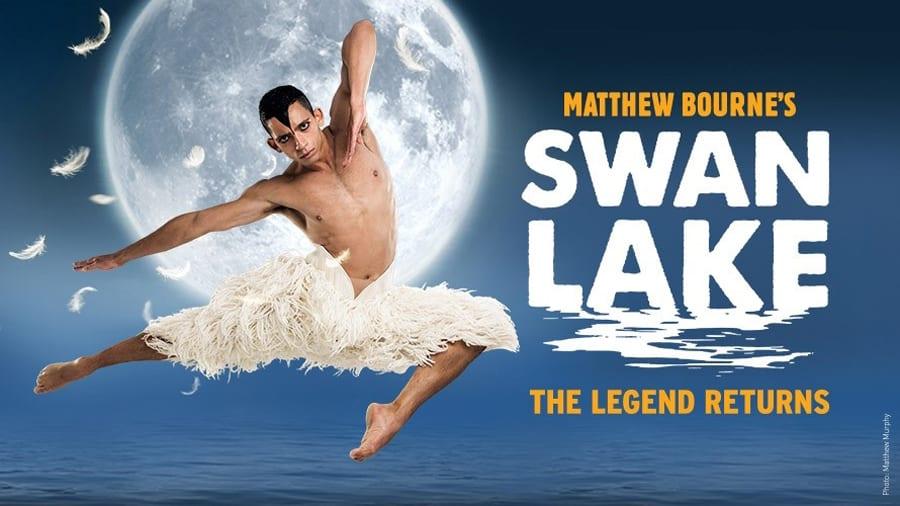 Matthew Bourne's Swan Lake UK Tour
