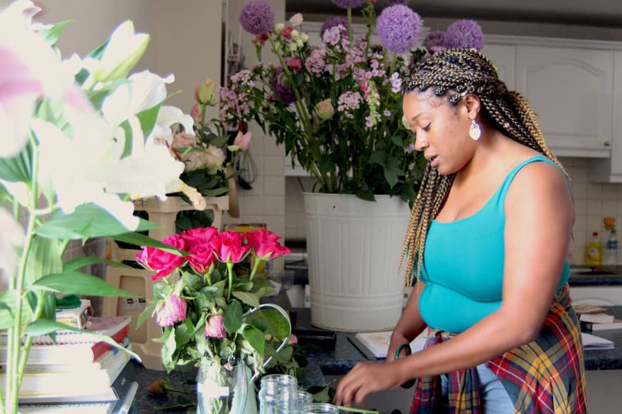 Funeral Flowers Edinburgh Fringe