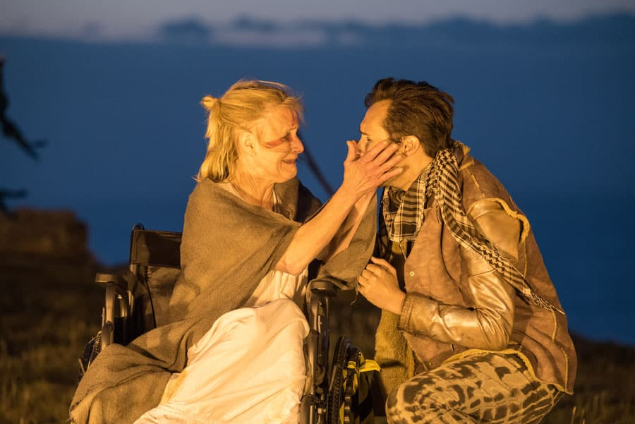 Lear Review Valley Of The Rocks Lynton