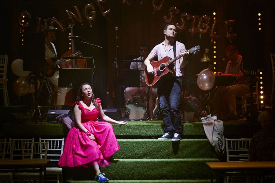 Midsummer review Edinburgh International festival
