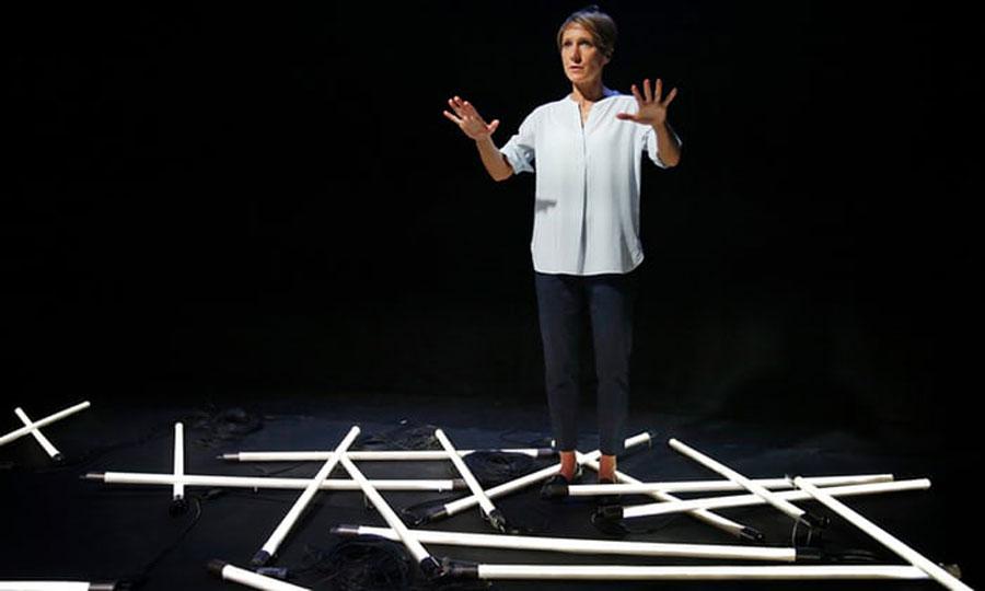On The Exhale Traverse Theatre Edinburgh Fringe