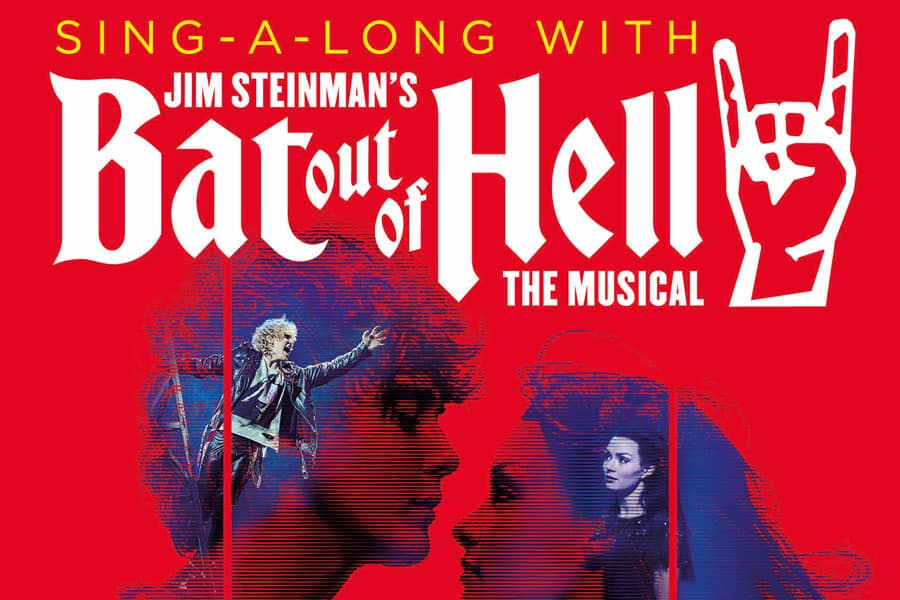 Sing Along Bat Out Of Hell Performances Dominion Theatre