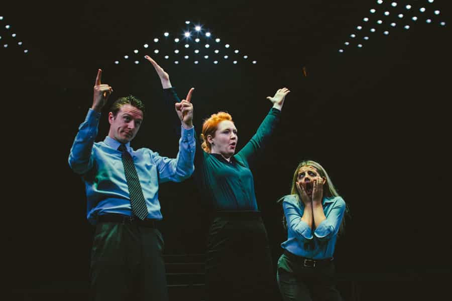 Sticks and Stones review Edinburgh Fringe