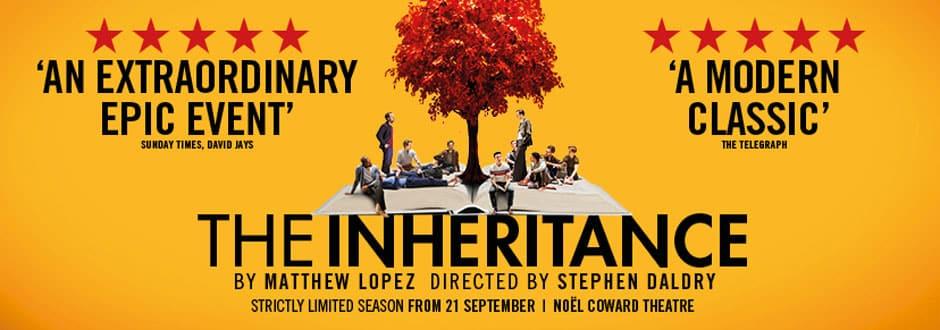 The Inheritance Noel Coward Theatre