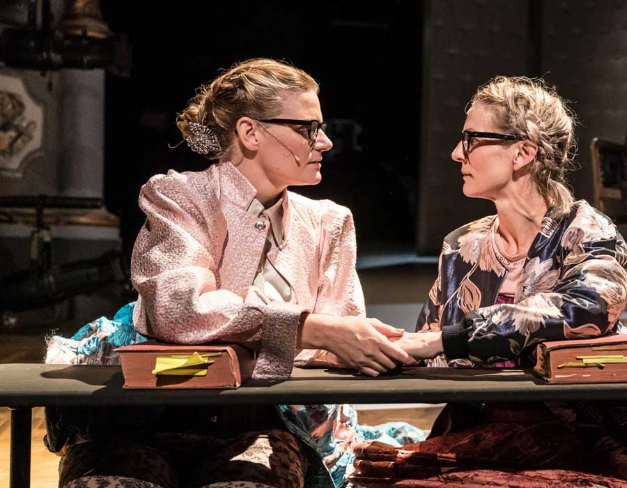 17c review Old Vic Theatre