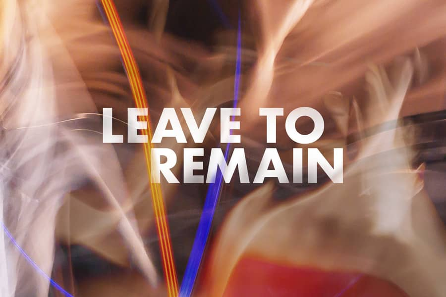 Leave To Remain at Lyric Hammersmith