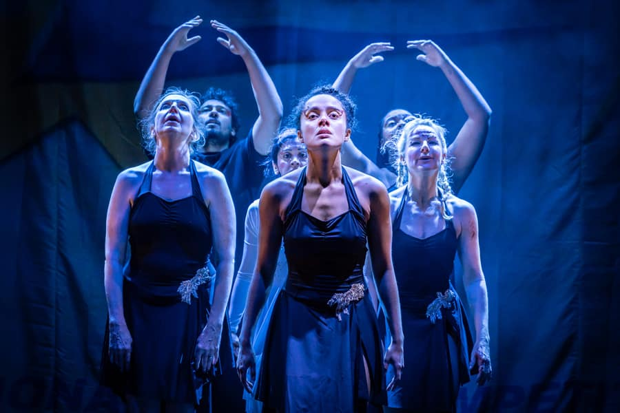 Dance Nation by Clare Barron at the Almeida Theatre London