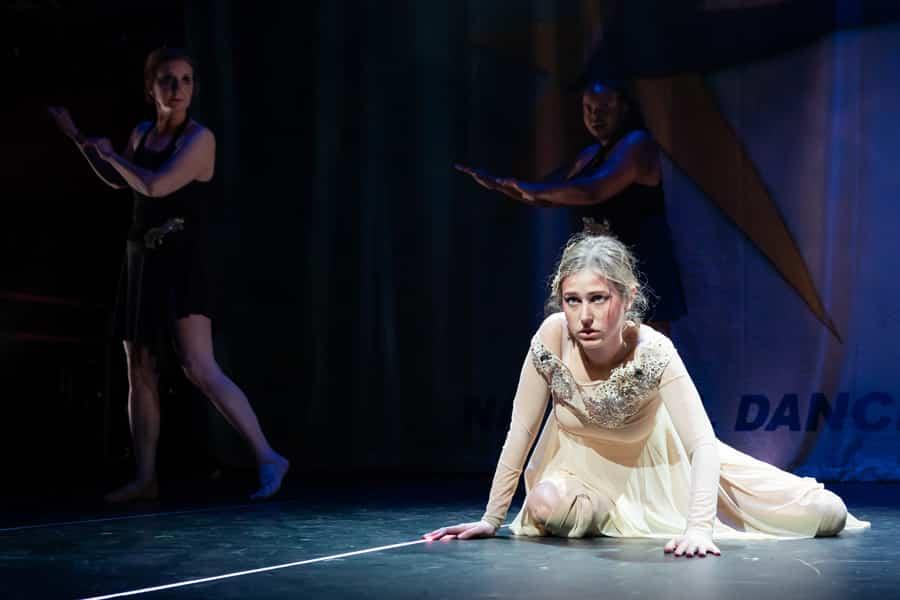 Dance Nation at the Almeida Theatre