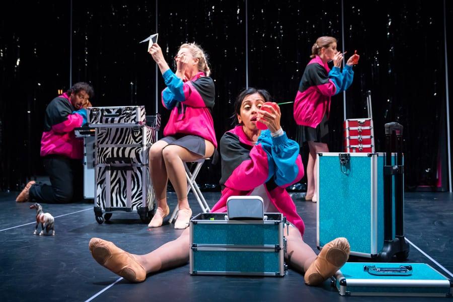 Dance Nation review Almeida Theatre
