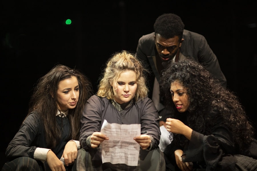 Wasted Southwark Playhouse