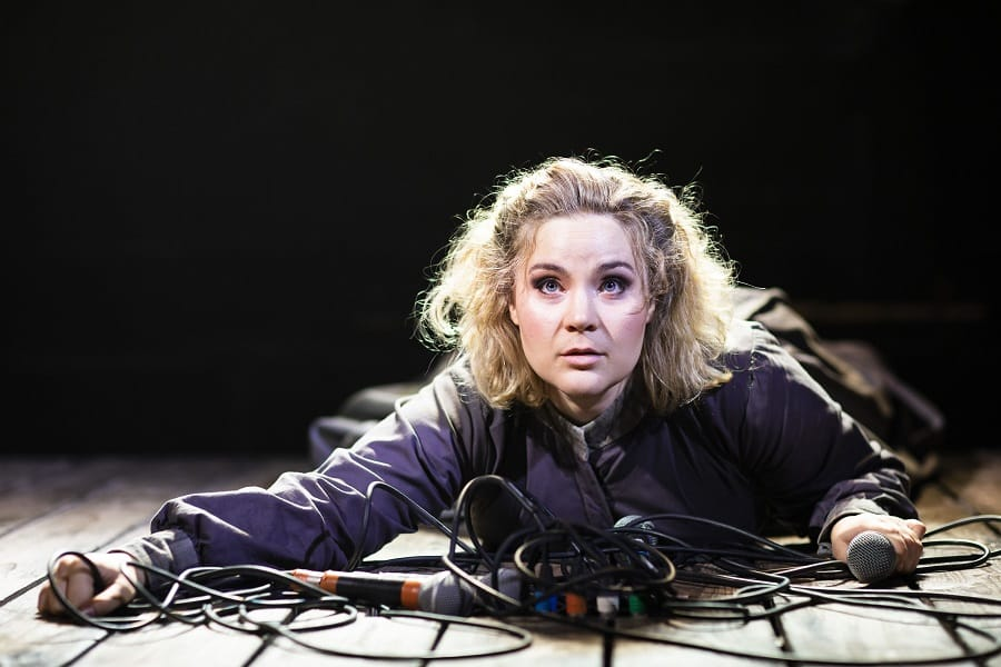 Wasted review Southwark Playhouse