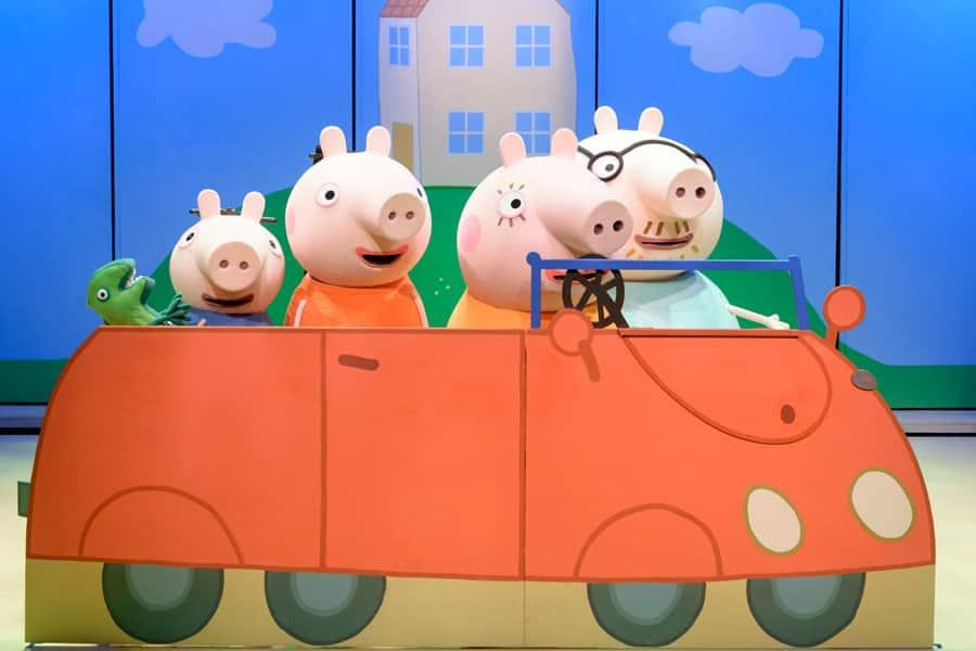 Peppa Pig Live Tour