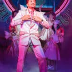 Peter Andre Grease UK Tour