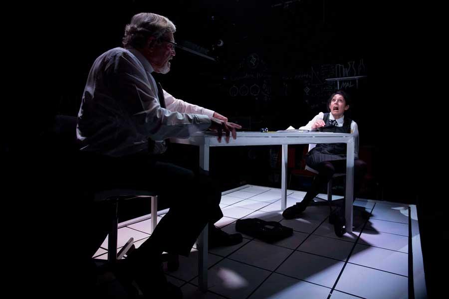 The Lesson Hope Theatre London