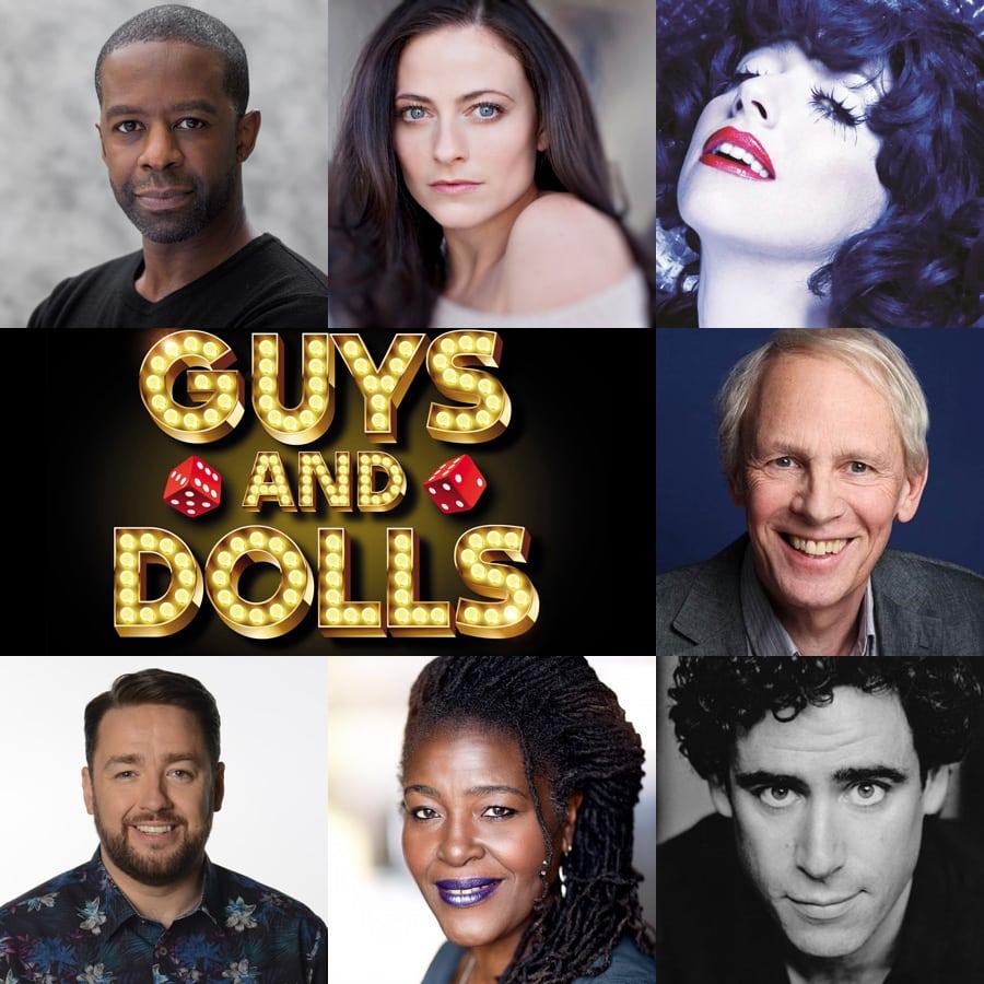 Guys and Dolls Royal Albert Hall